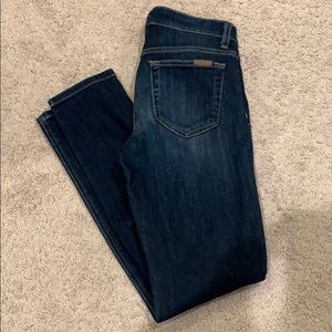 Joe's Straight Ankle Jeans